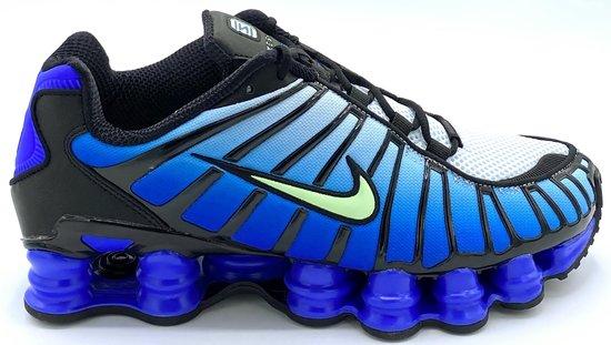 Nike Shox TL- Sneakers Heren- Maat 43