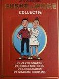 Suske en Wiske Lecturama collectie de delen 079 t/m 082