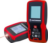 JACKMEND Professionele Laserafstandmeter met 50 Meter Bereik