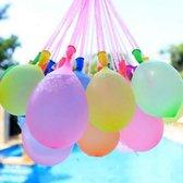 Water ballonnen - 111 ballonnen tegelijk vullen - waterpret - zomer speelgoed - kindvriendelijk