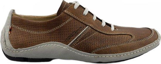 Camel Active 287.13.01 heren sneaker - bruin - maat 40.5