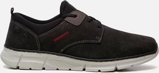 Rieker Sneakers zwart - Maat 45