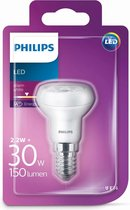 Philips LED 2.2W E14 3.7W E14 Warm wit LED-lamp