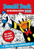 Donald Duck Scheurkalender 2021