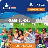 De Sims 4 - uitbreidingsset - Buitenpret Bundel - NL - PS4 download