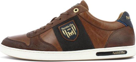 Pantofola d'Oro Milito Uomo Lage Bruine Heren Sneaker 43