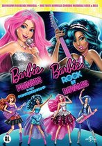 Barbie - Prinses In Het Popsterrenkamp