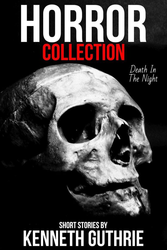 Omslag van Horror Collection: Death In The Night