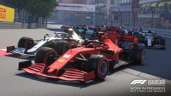 F1 2020 - Standard Edition PS4