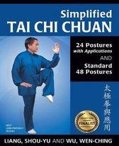 Boek cover Simplified Tai Chi Chuan van Shou-Yu Liang