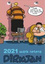 Afbeelding van Dirkjan scheurkalender 2021. scheurkalender 2021