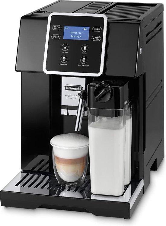 De'Longhi Perfecta Evo ESAM420.80.TB - Volautomatische Espressomachine