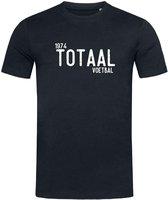 Stedman T-shirt Voetbal | 1974 | Totaal Voetbal James | STE9200 Heren T-shirt Maat L