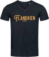 Stedman T-shirt Flandrien | Ronde van Vlaanderen| Wielrennen en Koersen in Vlaanderen James | STE9210 Heren T-shirt Maat S