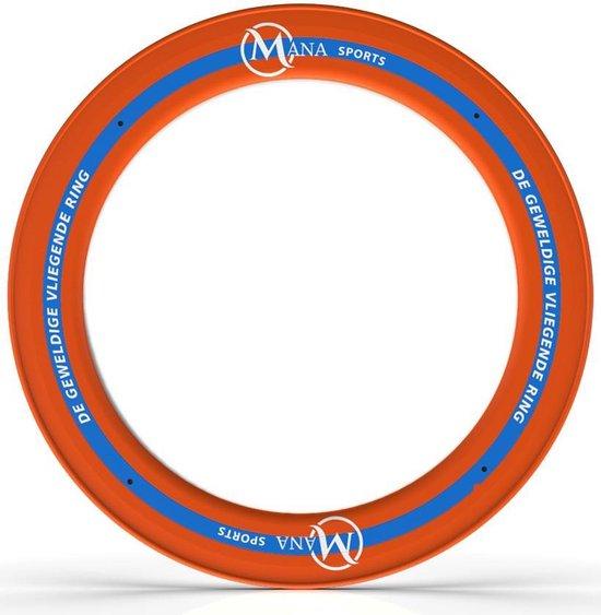 Mana Frisbee Ring - 25cm - Oranje