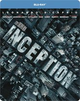 Inception (Blu-ray) (Steelbook)