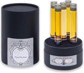Tasting Box Whisky Proeverij Five Flavours - 5 tubes - incl. informatie- en proefnotitieboekje