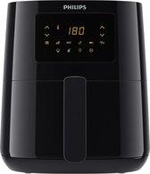 Philips Airfryer Essential HD9252/90 - Hetelucht friteuse & digitaal display - Zwart