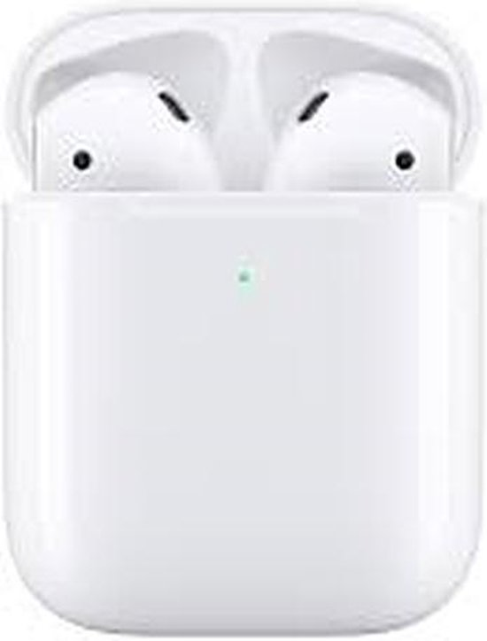 Apple AirPods 2 - met draadloze oplaadcase