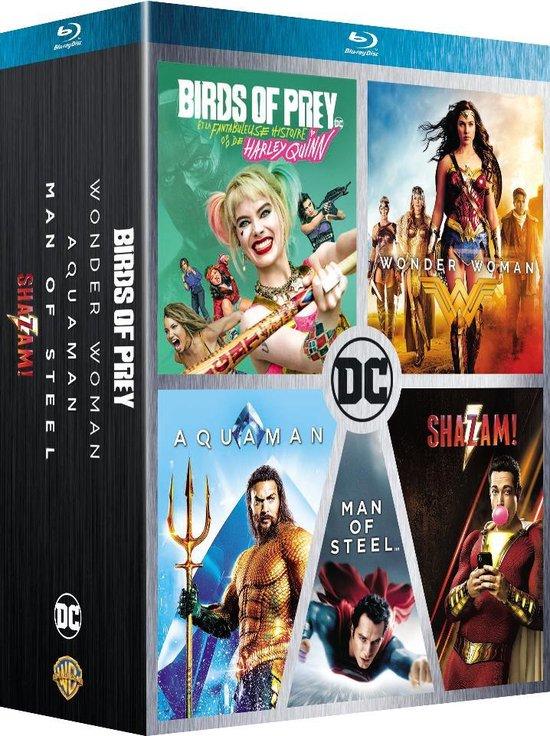 DC Comics 5 Movie Collection (Blu-ray)