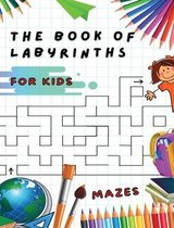 Fun and Challenging Mazes for Kids - Manual with 100 Different Labyrinths - Develop Your Intelligence, Learn and Have Fun at the Same Time ! (Rigid Cover / Hardback Version - English Edition)