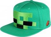 Minecraft - Zombie Snapback Cap