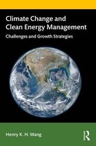 Climate Change and Clean Energy Management
