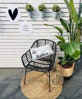 Outdoor sierkussen & relax