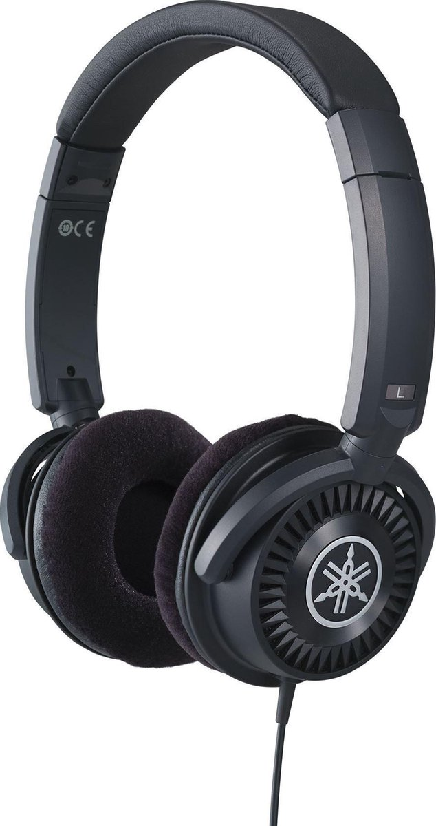 Yamaha HPH-150B – Hoofdtelefoon – zwart