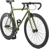Cheetah Hunter 1sp Olive 54  fixed gear /Single speed bike