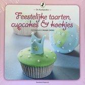 Feestelijke taarten, cupcakes en koekjes