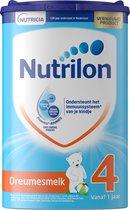 Nutrilon Dreumesmelk 4 - Flesvoeding vanaf 1 jaar - 4 x 800 gram