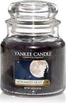 Yankee Candle Medium Jar Geurkaars - MidSummer's Night