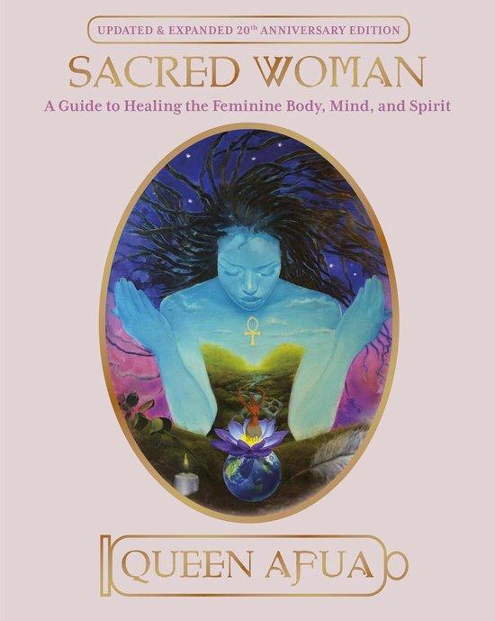 Boek cover Sacred Woman van Queen Afua (Paperback)