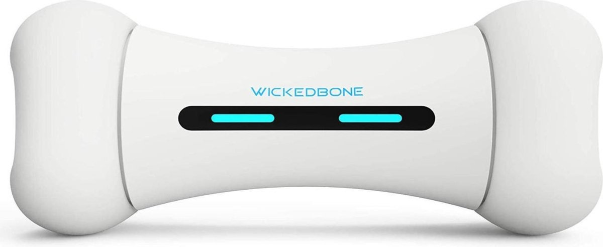 Wickedbone   Interactief Honden Speelgoed   Intelligente Honden Speeltje - Bluetooth Bestuurbaar