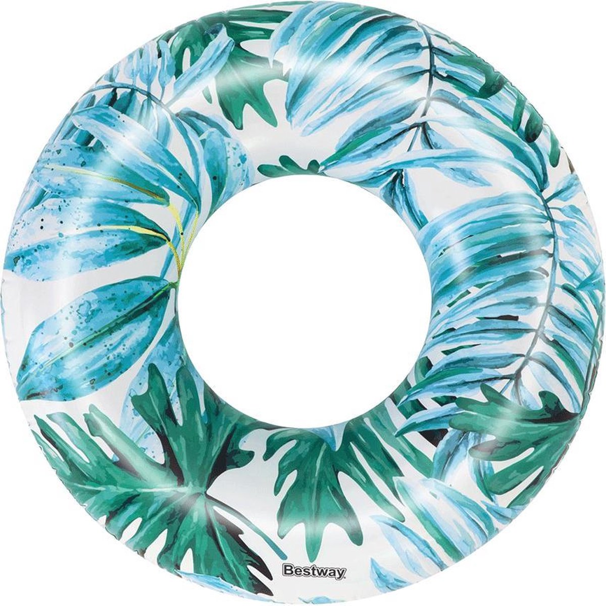 opblaas zwemband palm tree 119 cm | palm