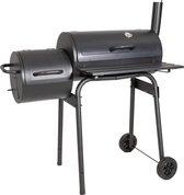 MaxxGarden - Smoker barbecue - Houtskoolbarbecue - metaal - 100cm