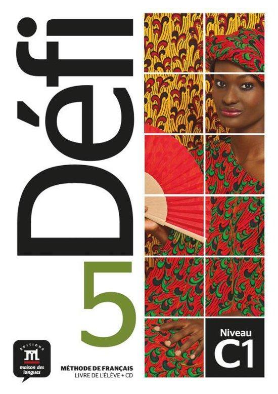 Défi 5 Livre de l'élève + CD