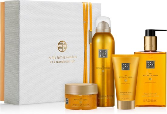 Afbeelding van RITUALS The Ritual of Mehr - Giftset Medium 2021