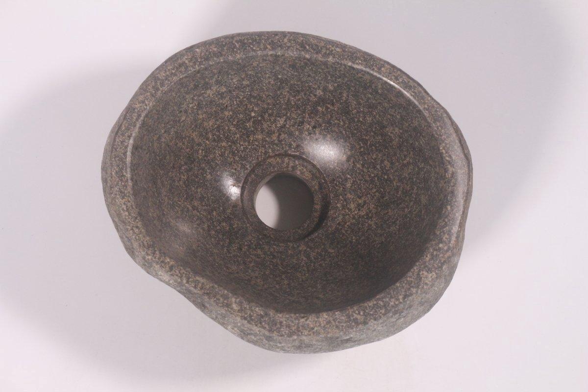 Natuurstenen waskom | DEVI-W21-315 | 21x25x12