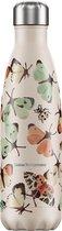 Chilly's Bottle Drinkfles - 500 ml - Emma Bridgewater Butterfly