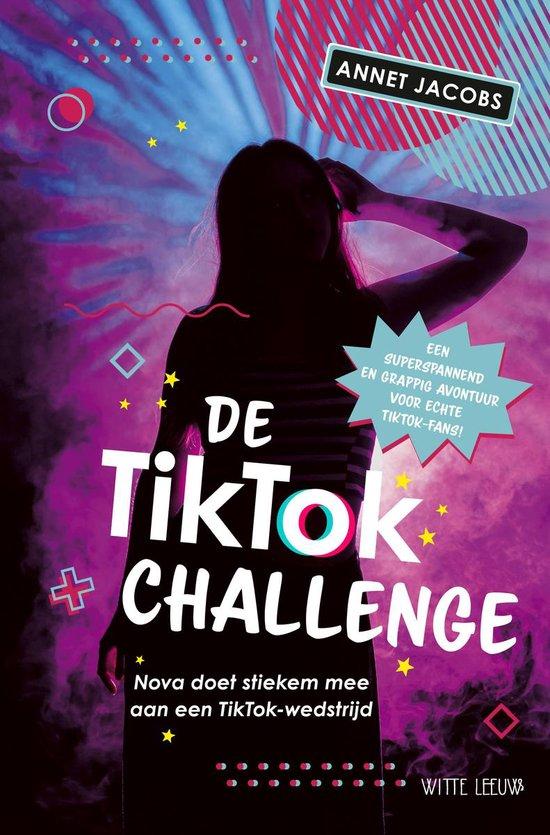Boek cover De TikTok Challenge van Annet Jacobs (Hardcover)