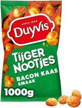 Duyvis Tijgernootjes Bacon Kaas - 1 kg