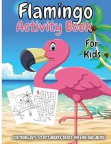 Flamingo Activity Book For Kids
