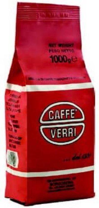 Caffe verri tiomoka - Koffiebonen - Robusta - Arabica - Melange - Licht...