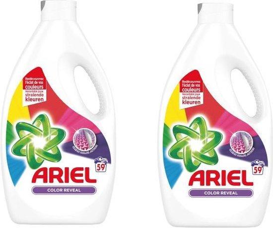 Ariel Waspoeder - Color - 2 x 59 wasbeurten - 2 x 3,245l