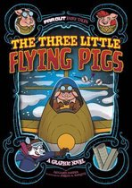 Omslag The Three Little Flying Pigs