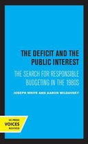 The Deficit and the Public Interest