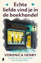Echte liefde vind je in de boekhandel