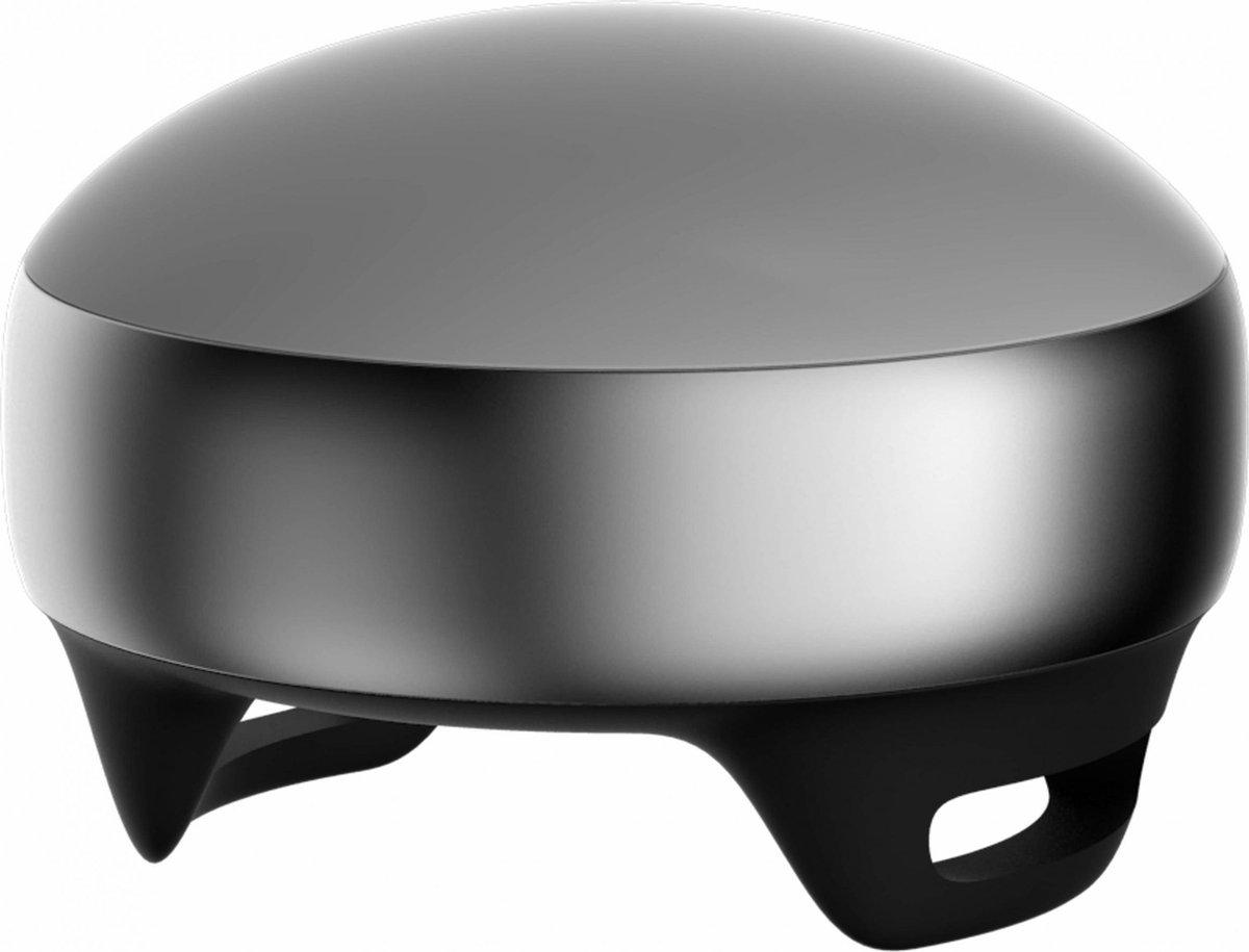 Pet Always Stappenteller Fit-light 3,6 X 1,8 Cm Grijs/zwart